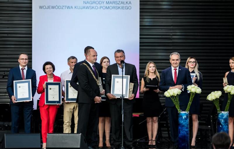 RENEX otrzymuje nagrodę Marszałka Województwa KP