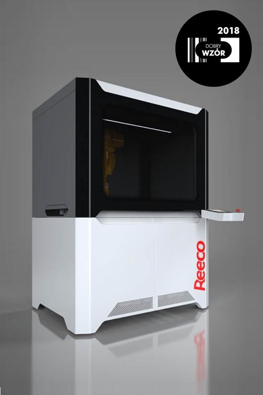 Robot lutowniczy REECO