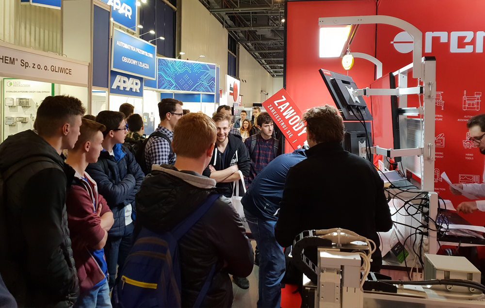 Automaticon Trade Fair and Screw Assembly Competition