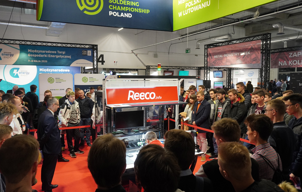 RENEX Group na Warsaw Industry Week 2019