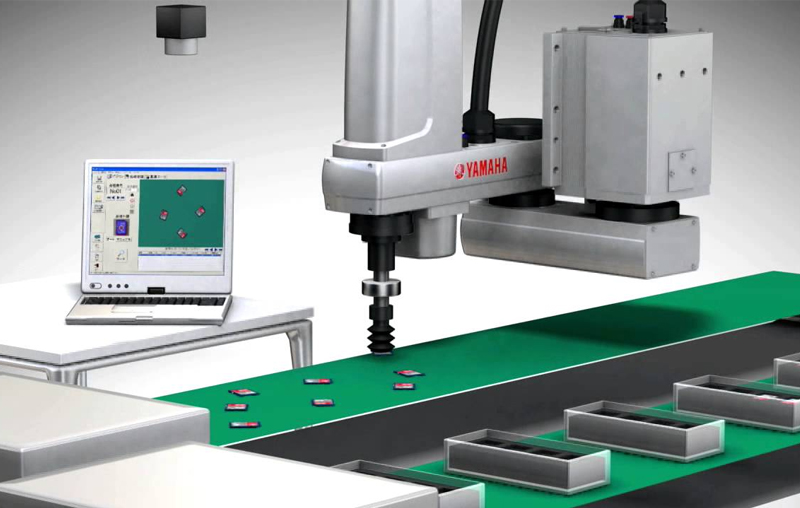 Roboty SCARA – narzędzie uniwersalne