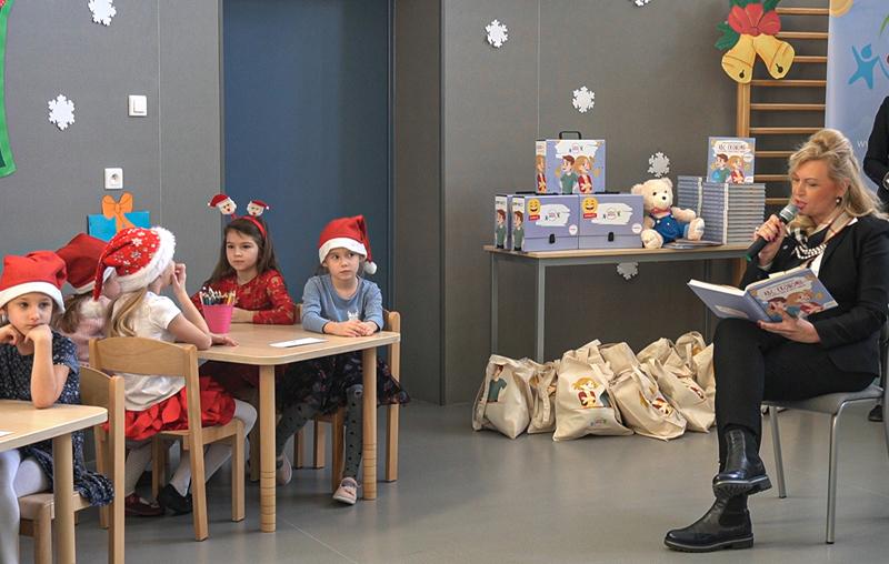 ABC Ekonomii – Grupa RENEX wspiera edukację ekonomiczną dzieci we Włocławku