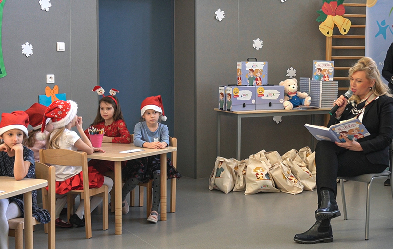 ABC of Economy – RENEX Group supports economic education of children in Włocławek