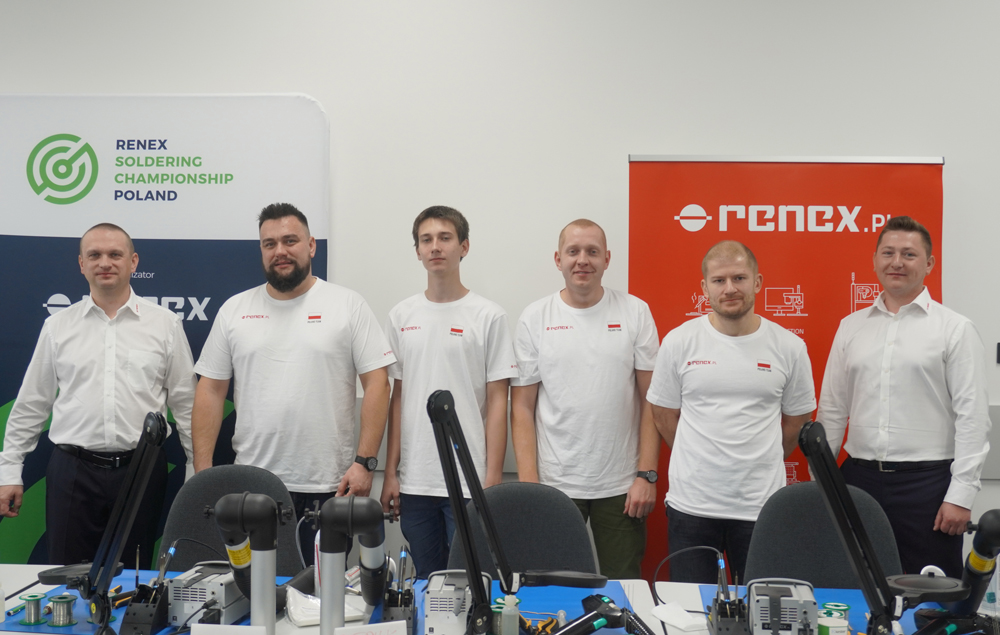 Meeting of the Polish Soldering Team