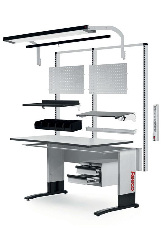 Stół przemysłowy REECO Premium