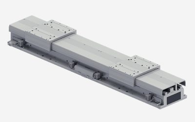 Yamaha Motor Launches New Linear Conveyor Module LCMR200