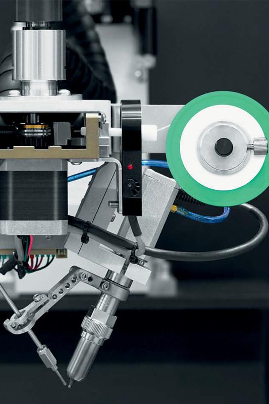 Robot soldering iron