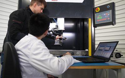 YAMAHA pregătește profesioniști la RENEX TECHNOLOGY AND TRAINING CENTER