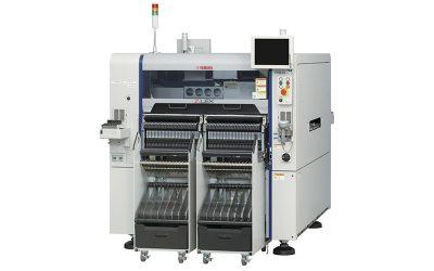 New SMT assembly system – surface mounter YAMAHA YSM20R-PV