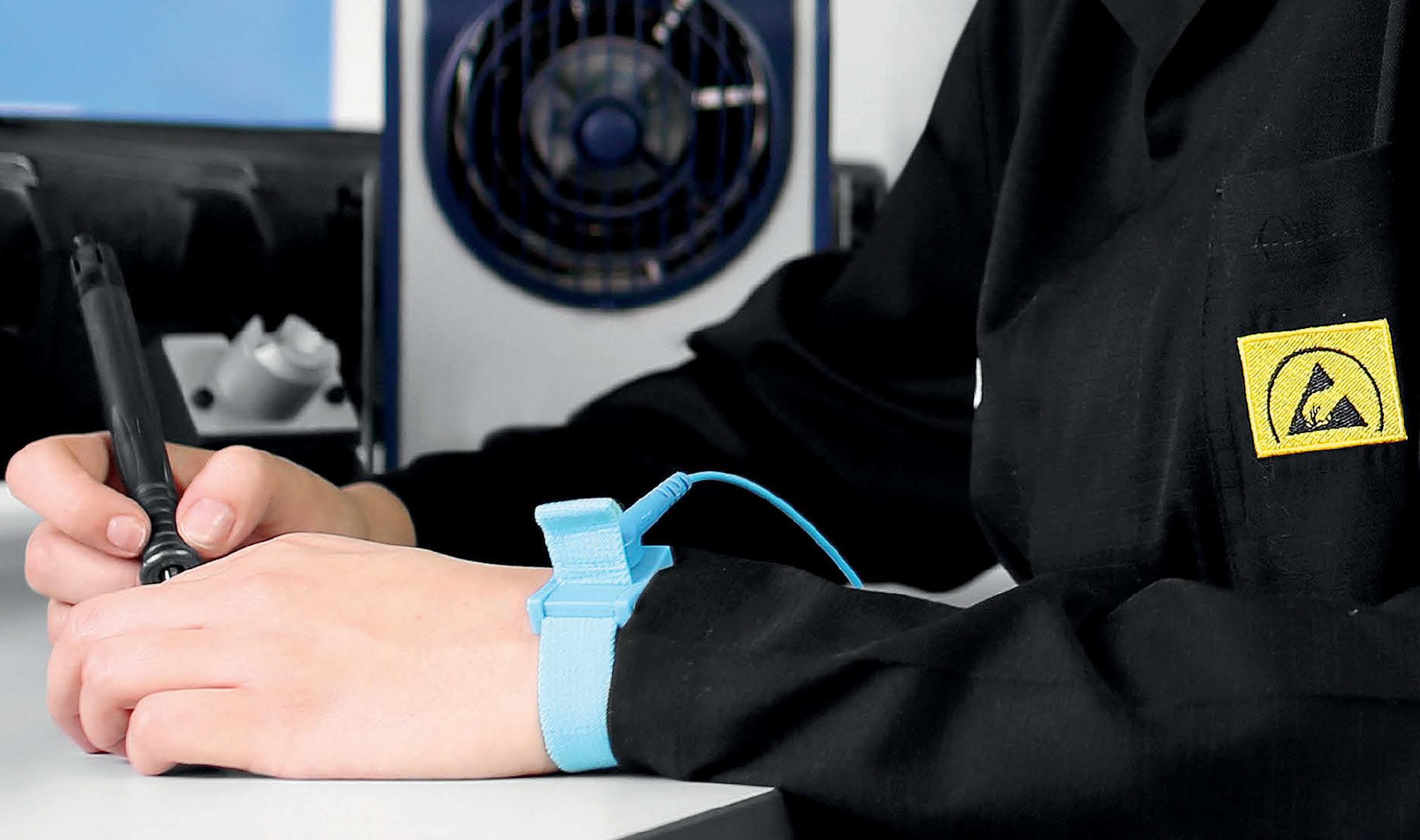 ESD Wristwrap
