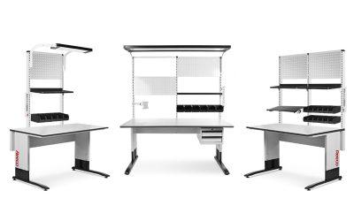 Wyposażenie warsztaty elektronika od podstaw – meble