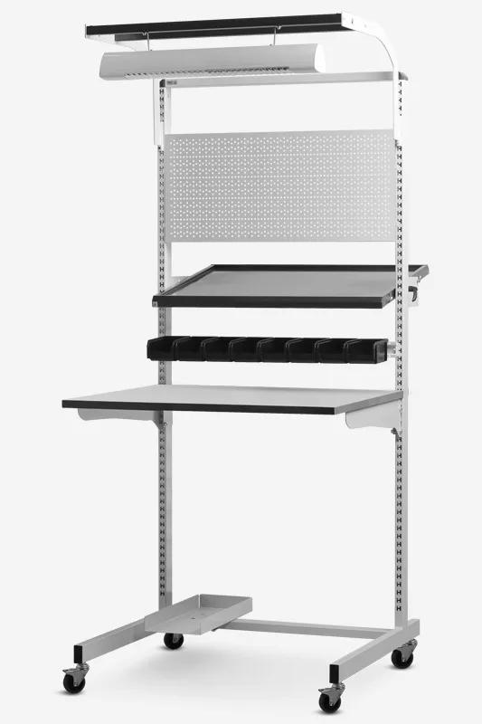 Mobilny stół antystatyczny