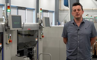 MIKRO-AUTOMATYKA invests in another YAMAHA SMT machine in cooperation with RENEX