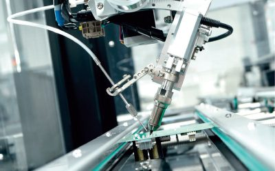 Automation of the THT assembly – REECO soldering robot
