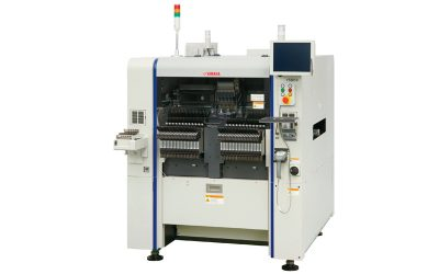 Equipment for industrial production of electronics