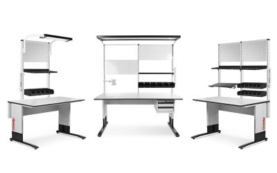 Equipment for electronics workshops from scratch – furniture