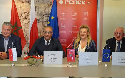 RENEX Group establishes cooperation with the Embassy of the Kingdom of Morocco