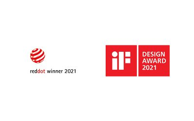 YAMAHA LCMR200 industrial robot wins iF Design Award and Red Dot Award