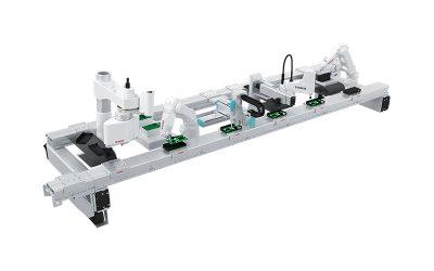 YAMAHA zaprezentuje najnowsze roboty przemysłowe na targach MOTEK 2021