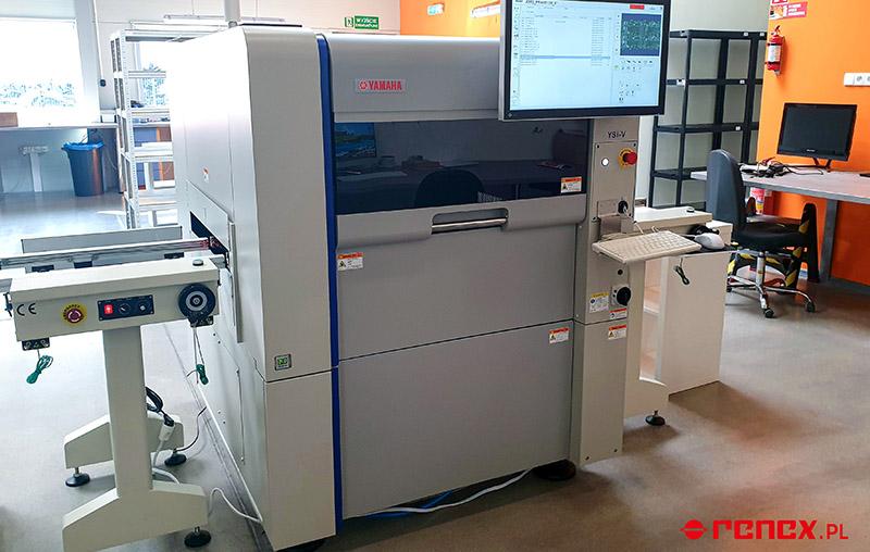 MIKRO-AUTOMATYKA inwestuje w inspekcję optyczną YAMAHA AOI we współpracy z RENEX