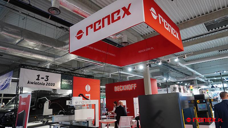 Grupa RENEX zapowiada swój udział na Targach Warsaw Industry Week i zaprasza odwiedzających na swoje stoisko.